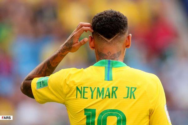 حال و روز نیمار پس از حذف برزیل از جام جهانی