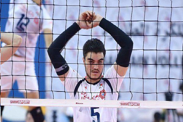 شریفی به بازی با بلغارستان نمیرسد