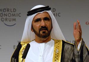 حاکم دبی: در شادی و غم در کنار عربستان خواهیم بود