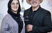 داور عصر جدید و همسرش + عکس