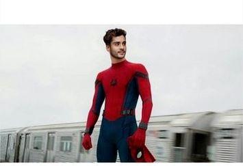 ورژن ایرانی مرد عنکبوتی+عکس