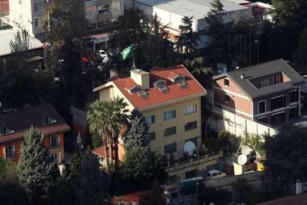 ریاض سرانجام مجوز بازرسی از چاه کنسولگری خود در استانبول را داد