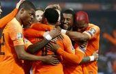 پیروزی قاطعانه لاله های نارنجی در گام نخست