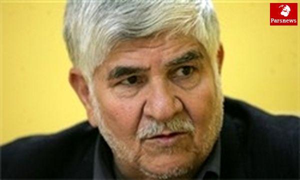 پاسخ محمد هاشمی به شایعات نبود پیکر  هنگام تشییع