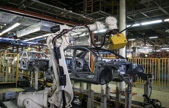 ورود خودروسازان به محدوده قرمز تولید
