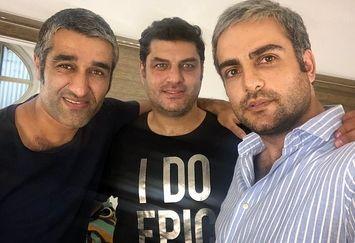 """پیام آقای شیطان """"اغما"""" برای سام درخشانی+عکس"""