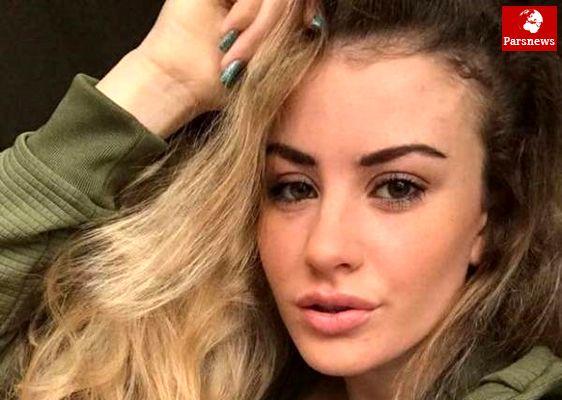 دزدیدن مدل معروف زن برای فروش در حراج آنلاین! +عکس