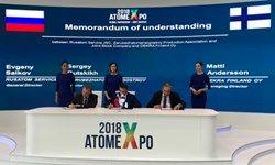 انعقاد قرارداد شرکت روس اتم با یک شرکت ایرانی