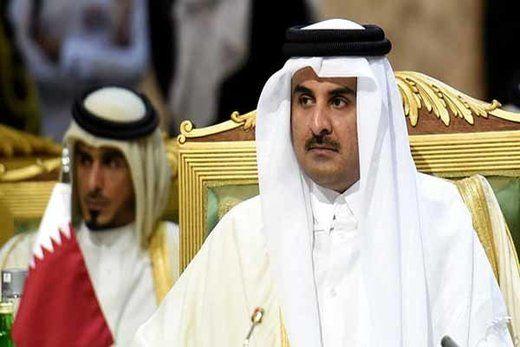 پخش مستقیم دیدار ایران و قطر فقط برای امیرقطری!