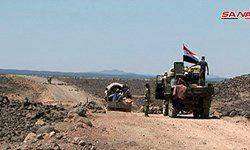 کشته شدن ۲۰ سرباز سوری در حمله داعش