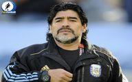 مارادونا رفت، فوتبال دنیا عزادار شد!/ کاریکاتور