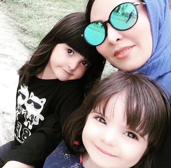 دختر بانمک فقیهه سلطانی + عکس