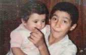 عکس قدیمی از همسر و برادرشوهر سمانه پاکدل