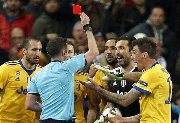 تهدید به مرگ داور جنجالی بازی رئال مادرید - یوونتوس!