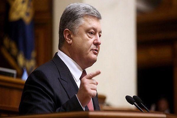 پروشنکو لایحه لغو پیمان دوستی با روسیه را به پارلمان فرستاد
