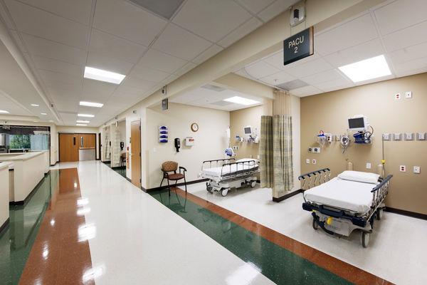 این بیمارستان در کرج فقط 2 بیمار دارد !