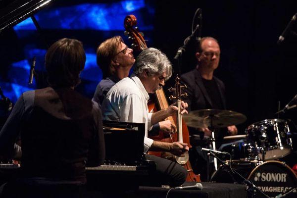 کنسرت کیهان کلر در لندن
