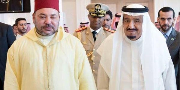 پیام مکتوب شاه مغرب به ملک سلمان