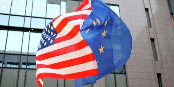 تحریمهای تلافیجویانه اتحادیه اروپا برای آمریکا