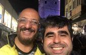 گردش امیران سینما در ترکیه+عکس