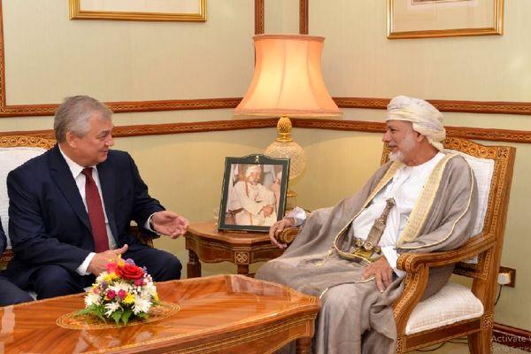 نماینده پوتین در امور سوریه با وزیر خارجه عمان ملاقات کرد