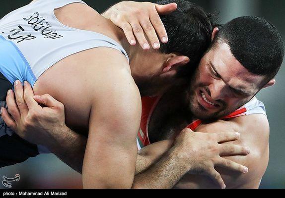 یزدانی، آخرین حذف شده کاروان ایران در ریو