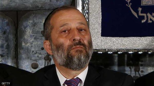 وزیر داخلی اسرائیل به فساد متهم شد