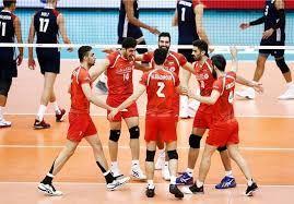 برنامه بازیهای مرحله گروهی والیبال ایران مشخص شد