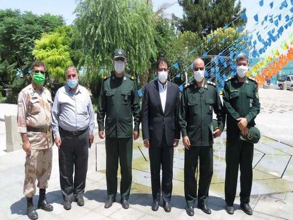 سپاه در پیشگیری از ویروس کرونا پیشتاز است