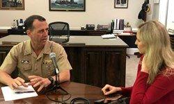 واکنش فرمانده آمریکایی به گسترش فعالیت نظامی  روسیه و چین در اقیانوس اطلس