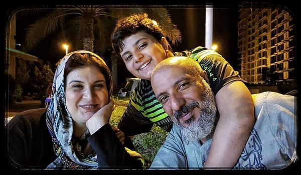 تولد پسر امیرجعفری و ریما رامین فر+عکس