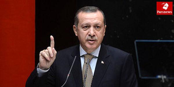 اردوغان: ایستادگی ترکیه دلیل عذرخواهی اسرائیل بود