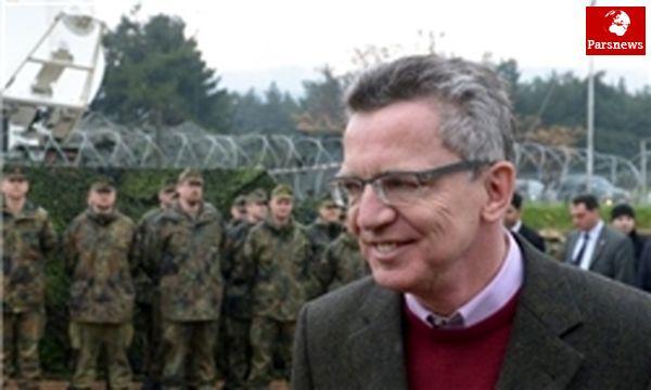 وزیر دفاع آلمان وارد مالی شد