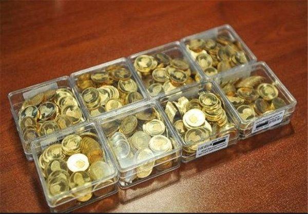 سکه طرح جدید امروز 14 آذرماه، 3 میلیون و 780 هزار تومان شد