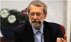 لاریجانی آمریکا را تهدید کرد