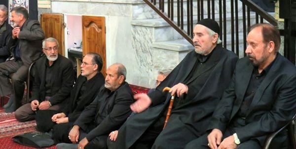 گردهمایی مداحان شمال و غرب تهران