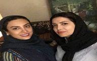 عکس حدیثه تهرانی در خانه شخصی اش