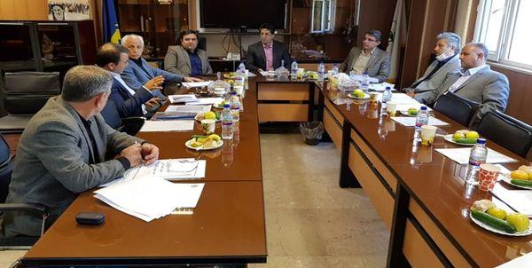 جلسه پنجم هیات رییسه فدراسیون بوکس جمهوری اسلامی ایران برگزار شد