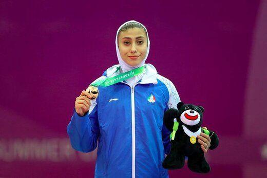 کیانی و علیزاده یک بار دیگر در المپیک