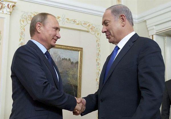 2 درخواست نتانیاهو در مذاکره با پوتین