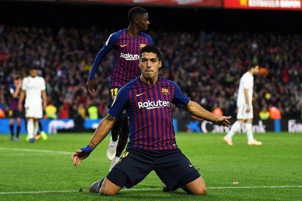 هفتمین برد بارسلونا مقابل رئال با اختلاف ۵ گل