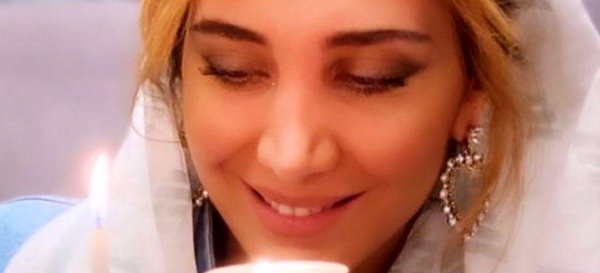 عکس زیبای نیکی مظفری در روز تولدش + عکس