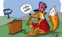 چرا به انگلیس روباه پیر می گوییم؟