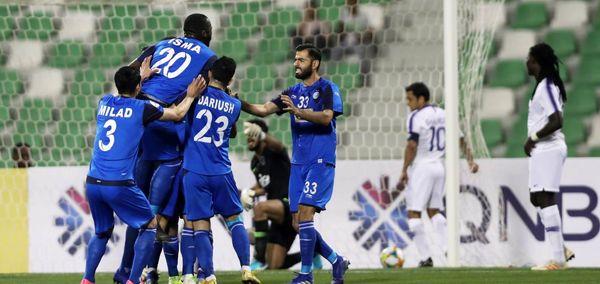 استقلال و ذوبآهن ثابت کردند: فوتبال بازی ترسوها نیست!