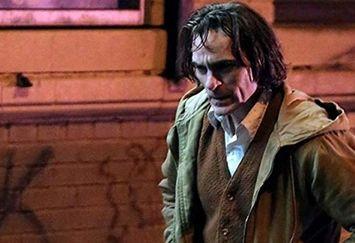 تصویر جدید خوآکین فینیکس در فیلم جوکر