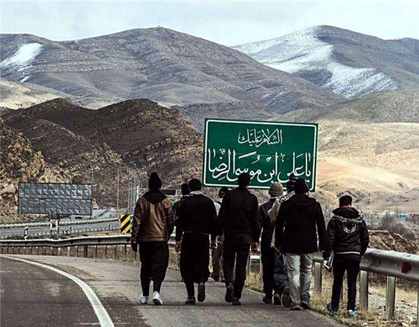 خدمتی متفاوت به زائرین «امام رضا علیهالسلام»+فیلم