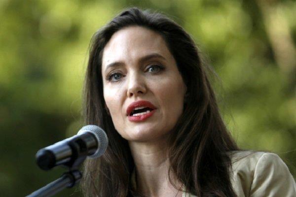 آنجلینا جولی رئیس جمهور بعدی آمریکا