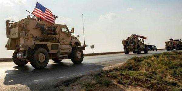 آمریکا یک کاروان نظامی دیگر وارد سوریه کرد