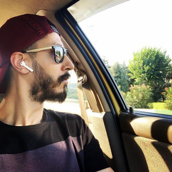 بازیگر خوش قد و قامت پایتخت در تاکسی + عکس
