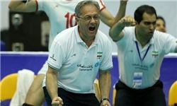 والیبال ایران مانند کشورش متفاوت است